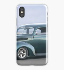 1938 Ford Deluxe Sedan iPhone Case/Skin