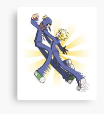 super craig - wonder tweek Canvas Print