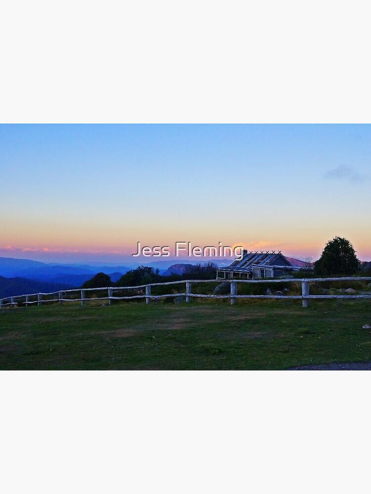 Sunset @ Craig's Hut by jessfleming