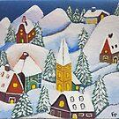 « Paysage d'hiver » par Maminou61