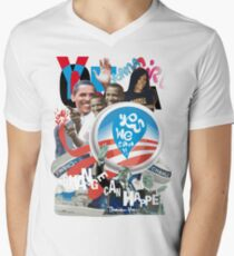 "OBAMA ""change can happen"" T-Shirt"