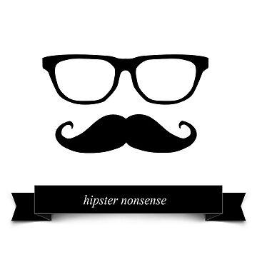 hipster nonsense by heloisajusto