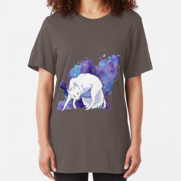 Twilight wolf Slim Fit T-Shirt