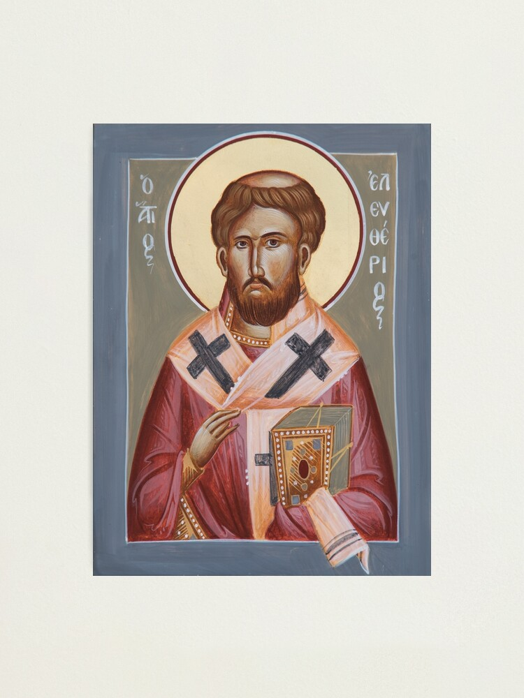 Alternate view of St Elevtherios Photographic Print