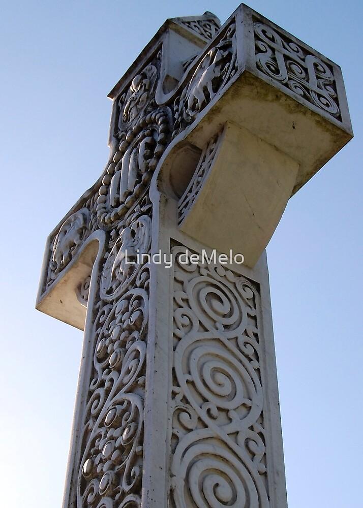 Celtic Cross by Lindy deMelo