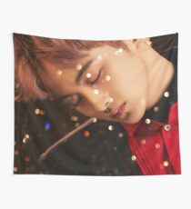 NCT DREAM THE DREAMERS CHRISTMAS MARK Wall Tapestry