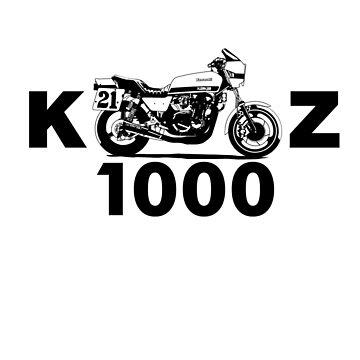 Kawasaki KZ1000 (DARK) by limey57