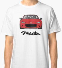 MX5 Miata ND Red Classic T-Shirt