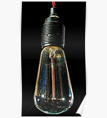 Lightbulb Poster