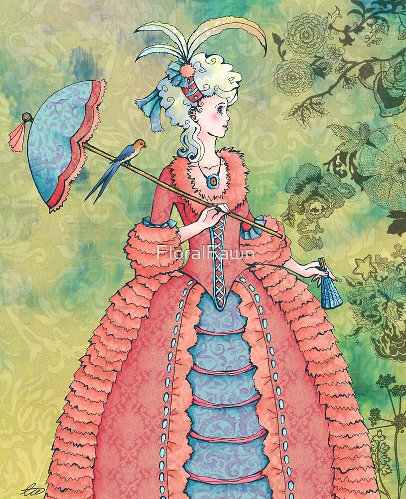 Lady Bird by FloralFawn