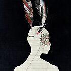 Leda II by Sarah Jarrett