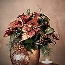 Happy Holidays in the Neutral Colors by Sherry Hallemeier