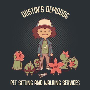 Servicios para mascotas de Dustin de LiRoVi