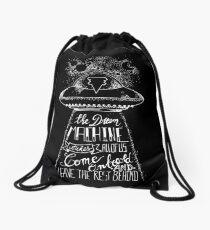 Tokio Hotel - Dream Machine [dark] Drawstring Bag