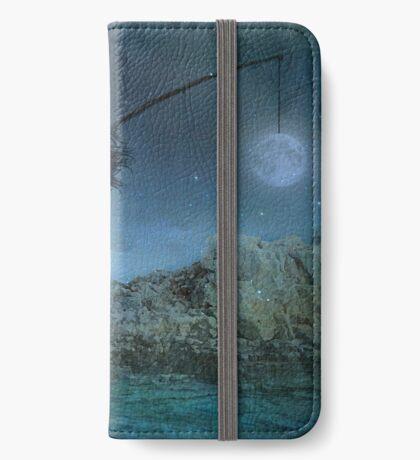 Der Moonchaser iPhone Flip-Case