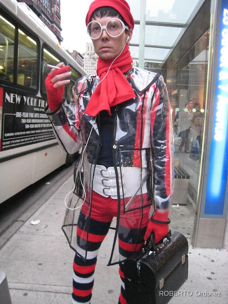 fashion by Robert Ordonez