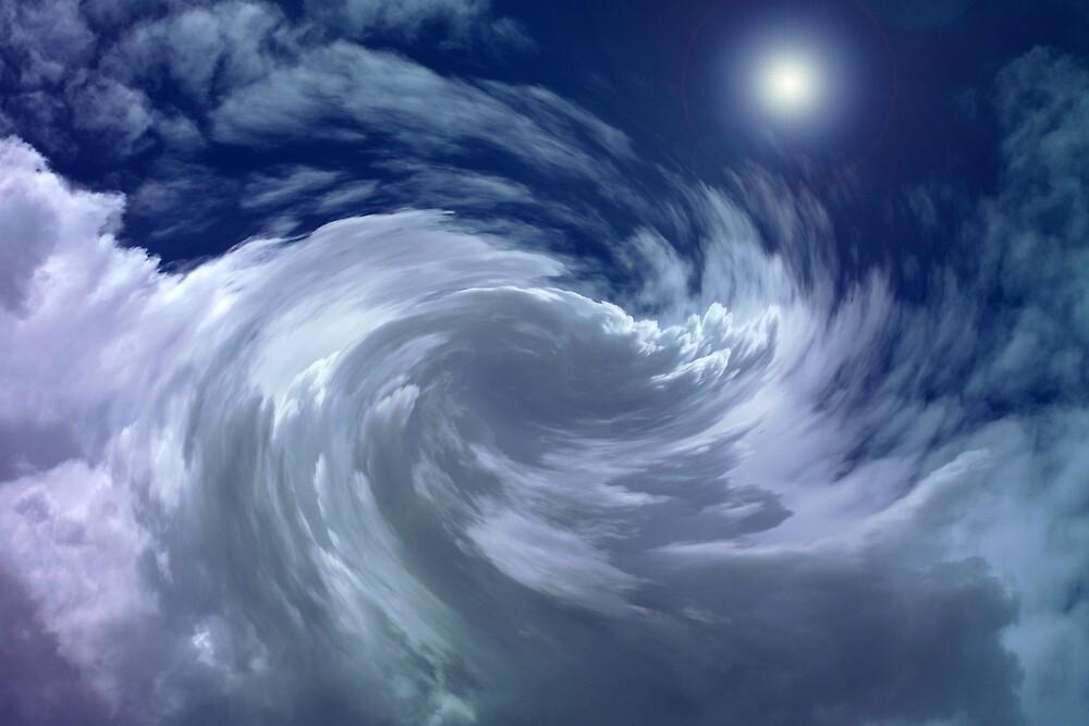 Storm Approaching by Dennis Begnoche Jr.