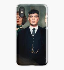 Peaky Blinders Fam iPhone Case/Skin