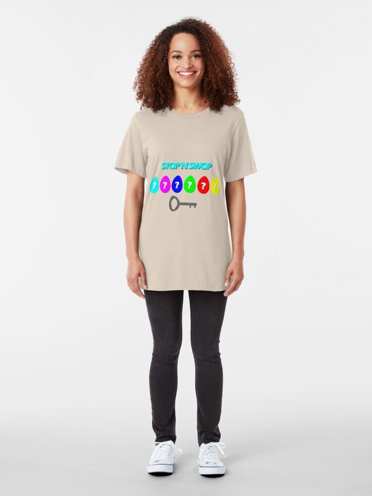 Alternate view of Stop 'N' Swop Slim Fit T-Shirt