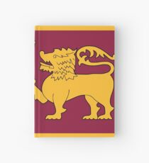 Sri Lanka Hardcover Journal