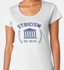 Stoicism Women's Premium T-Shirt