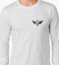 SPACE ROCKET BLACK T-Shirt
