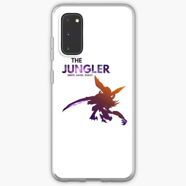The Jungler-Kha-Zix Samsung Galaxy Soft Case