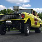 1964 Chevy II Gasser Dragster Obviously Insane by TeeMack