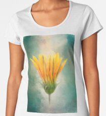 Unfolding Flower Women's Premium T-Shirt