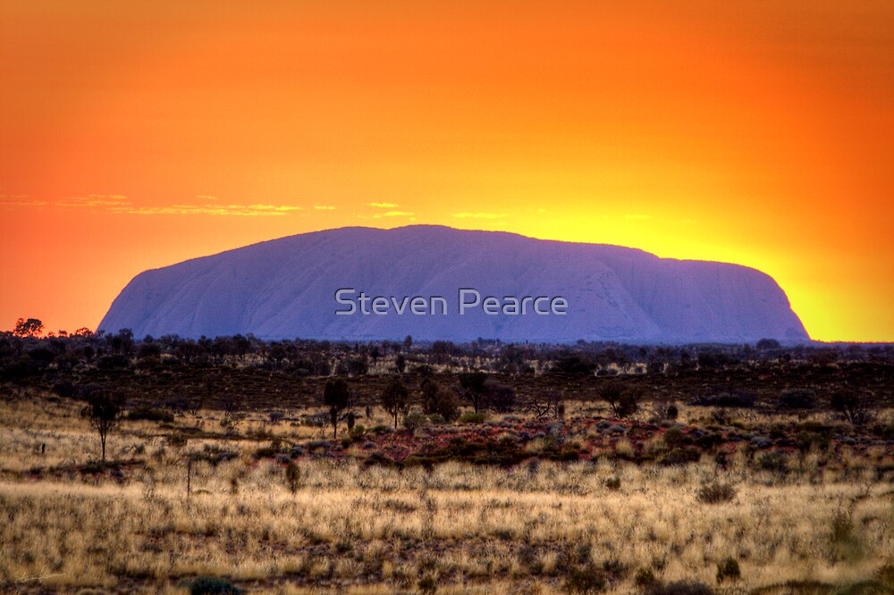 Purfect Dawn, 24 September 2008 by Steven Pearce