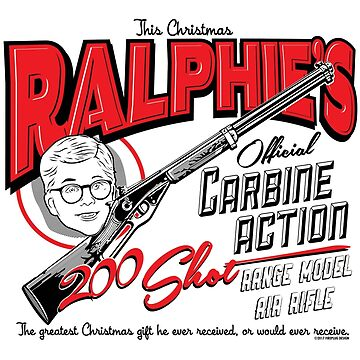 Ralphie's BB Gun! by PistolPete315