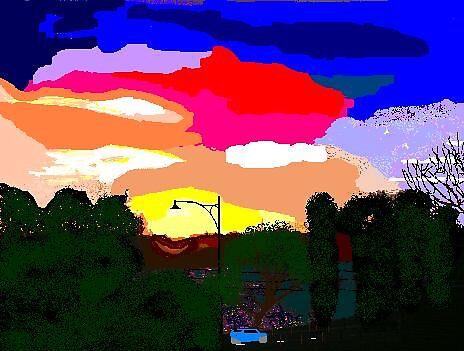 Horizon  by monica98