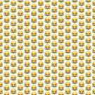 Laughing With Tears Of Joy Emoji Leggings by thehiphopshop