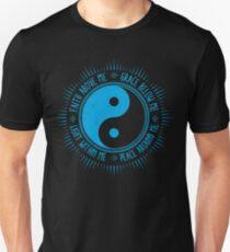 Buddha - Balancing Mandala Unisex T-Shirt