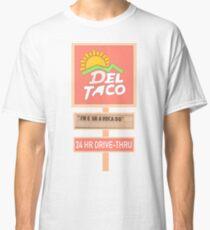 Camiseta clásica Vid de aguacate fresco