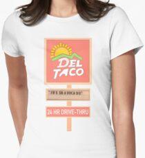 Fresh Avocado vine Women's Fitted T-Shirt