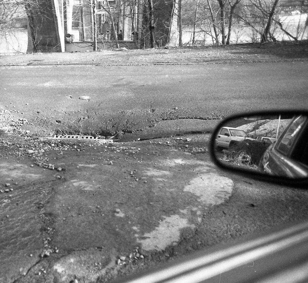 rearview by carollei