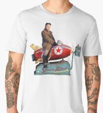 Kim Jong-Un Rocketman Men's Premium T-Shirt