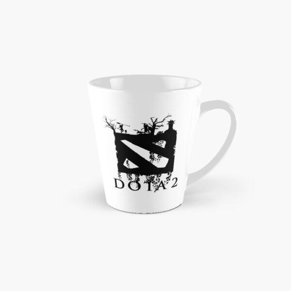 Dota 2 Black Ink Tall Mug