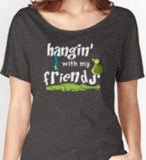 Hanging With My Reptile Friends Women's Relaxed Fit T-Shirt