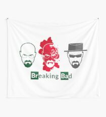 Breaking Bad American neo-western crime drama Wall Tapestry