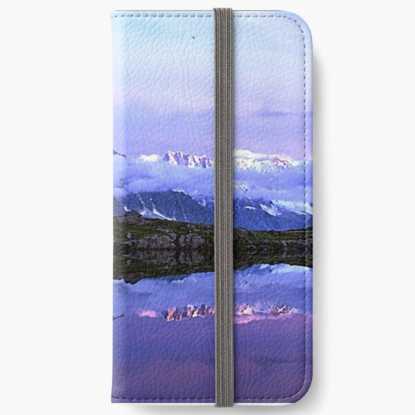 Reflection iPhone Wallet