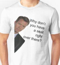 Chris Hansen Meme Unisex T-Shirt