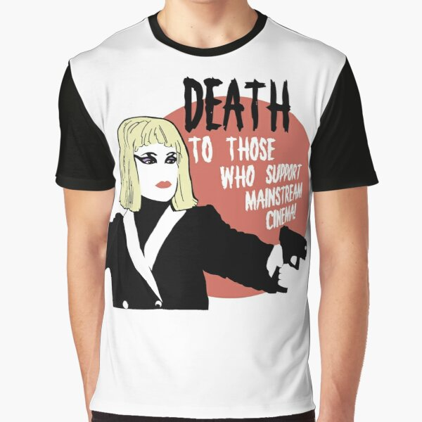 Cecil B Demented JOHN WATERS Graphic T-Shirt