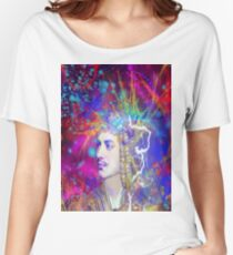Lord Byron Women's Relaxed Fit T-Shirt