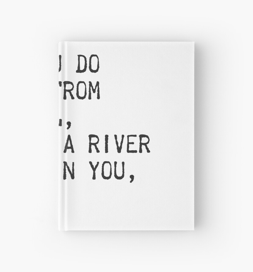 When You Do Things From Your Soul Hardcover Journals By Pagarelov