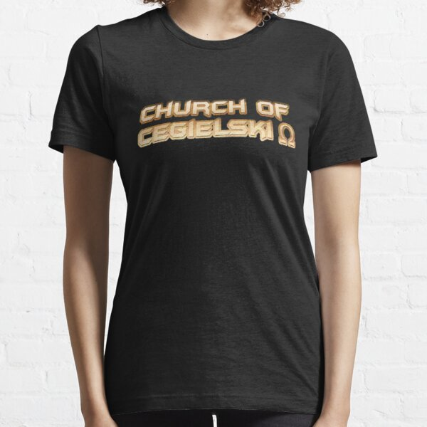 Church of Cegielski Official Logo Essential T-Shirt