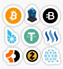 Cryptocurrency Collection 3 Sticker