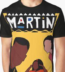Martin (Yellow) Graphic T-Shirt