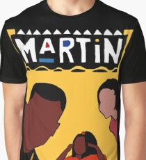 Martin (Yellow) Graphic T-Shirt